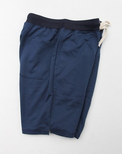 Felco Gym Shorts Mini French Terry NAVY (5)