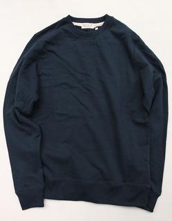 Arcticle 10 Spima Cotton Sweat Shirt NAVY