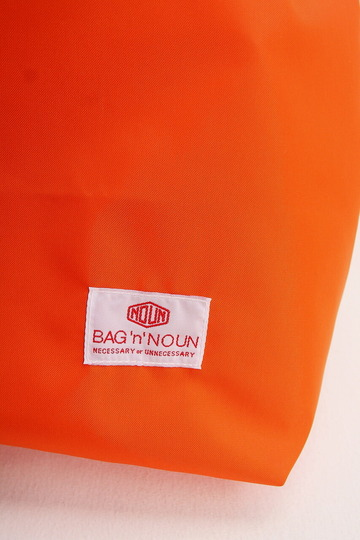 BAG n NOUN Nylon Pack ORANGE (2)