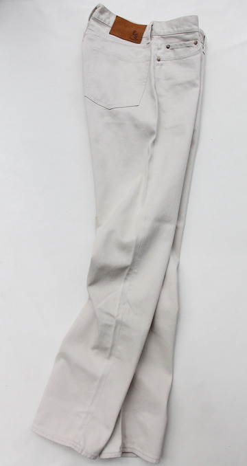 Empire & Sons 5Pocket Straight Taperd Pique Pants SAND BEIGE (5)
