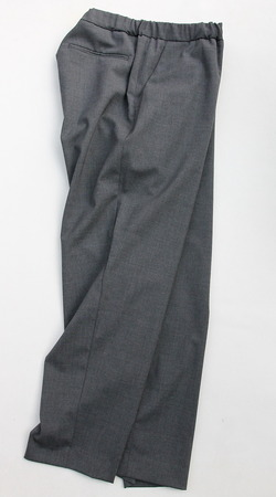 CESTERS No Pleats Easy Trousers GREY (6)