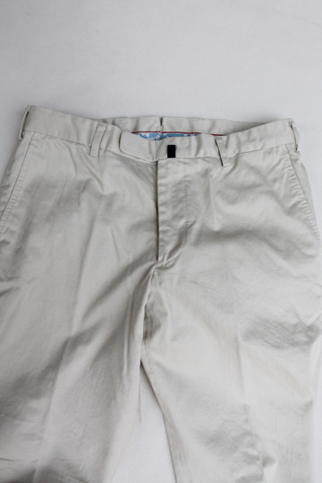 DC WHITE Chino Pants OFF WHITE (3)