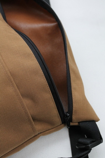 Alderney Sacoche Man Bag COYOTE BROWN (4)