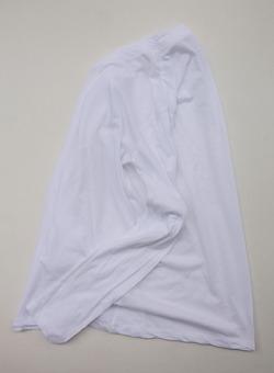 Le Ciel de Harriss 150 LS Tee WHITE (2)