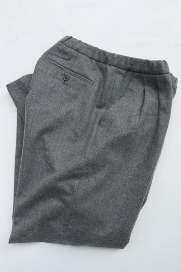 CESTERS Wool 2 P Easy Pants M GREY