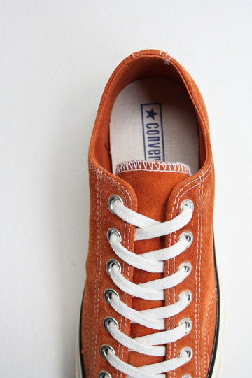 CONVERS CT 70 Lo Suede ORANGE (5)