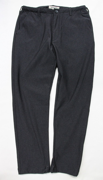 FOB Easy Pants Heat Performar Herringbone CHARCOAL (5)