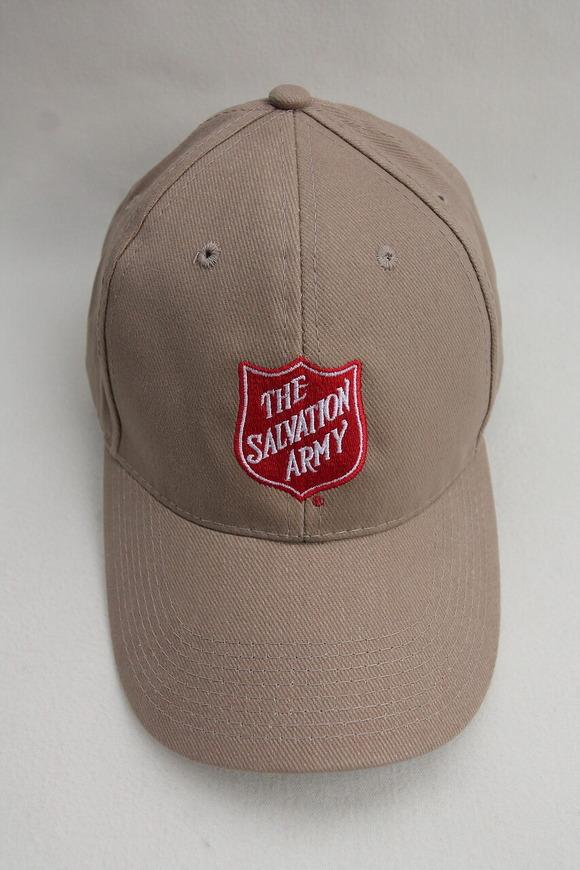 Salvation ARMY Twill Cap BEIGE