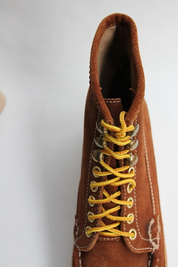 Beautifical English Moc Suede GOLD (6)