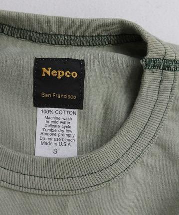 Nepco Military Rib Tee OLIVE (4)