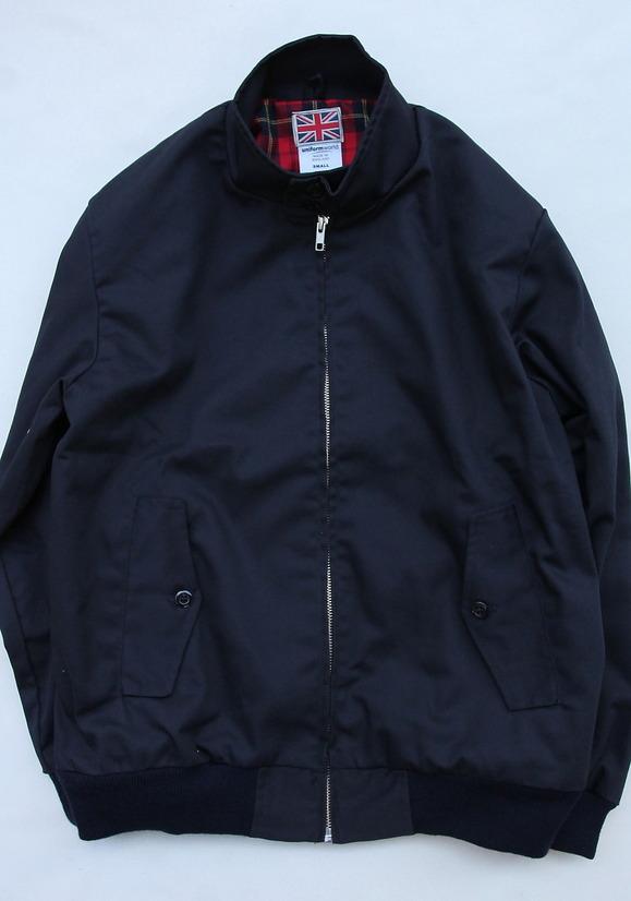 Uniform World Harrington Jacket NAVY