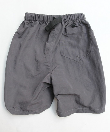 Thousand Mile Wall Shorts CHARCOAL (5)