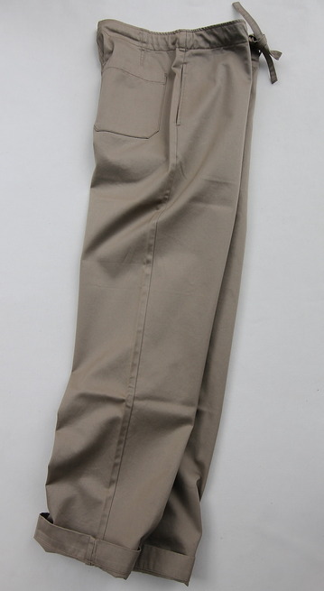H Wide Easy Chinos TAN (2)