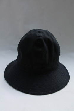 Au Vrai Chic BRITAIN Dome Hat NAVY