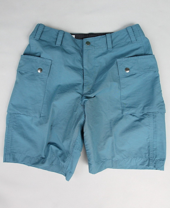 ARAN Field Shorts Vineyard BLUE