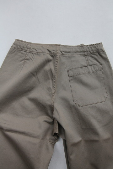 H Wide Easy Chinos TAN (4)