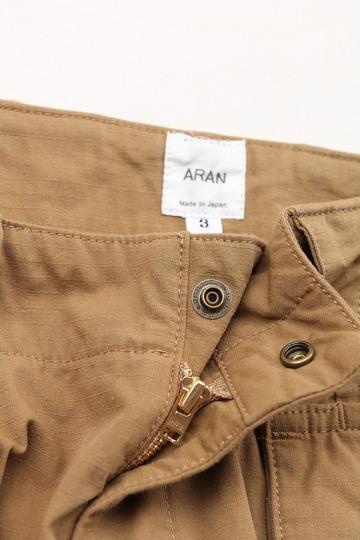 ARAN MCP Shorts CN Rip KHAKI (2)