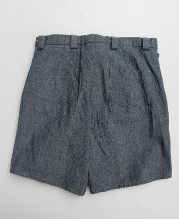 Domestic Workwear Denim Shorts (5)