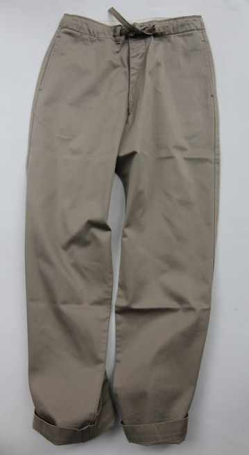 H Wide Easy Chinos TAN