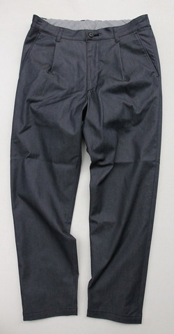 Harriss Stetch TC Denim 1 Tapered Pants NAVY (5)