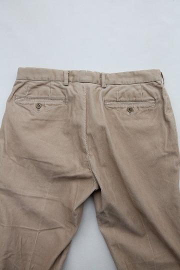 DC WHITE Corduroy Basic Pants BEIGE (5)