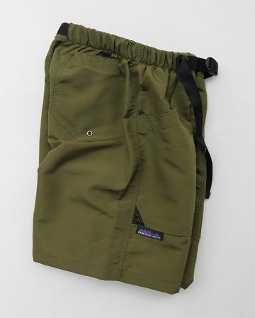 Thousand Mile Wall Shorts OLIVE (4)