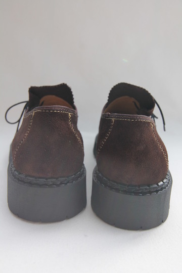 PESCADOR Tirorian Suede BROWN (5)