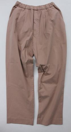 CEASTERS Twill Easy Trousers BEIGE (3)