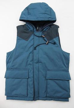 MASRA Hooded Vest NAVY