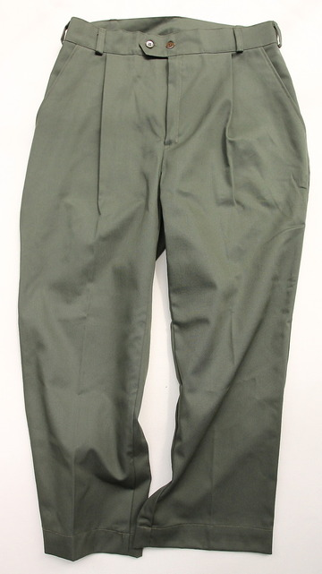 Vecchi Levoro Pantalone GBD Pro 6535 OLIVE (5)