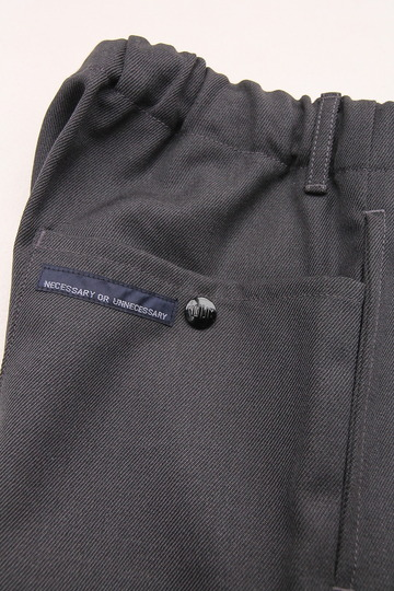 NOUN Spindle Trousers W GRAY (3)