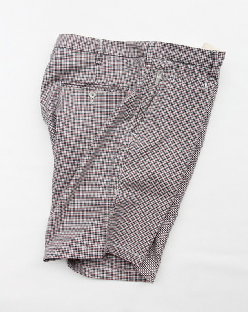 Perfection Hound's Tooth Shorts (4)