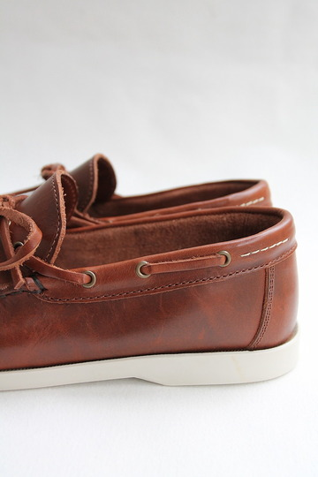 OCEANUS Leather Washed Shoes CAGNAK (8)