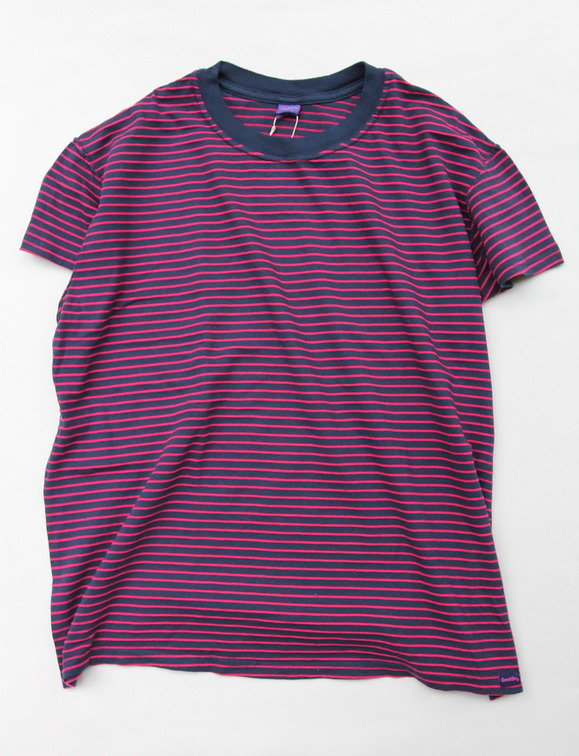 Goodon XL Tee Mod by Y NAVY X HOT PINK