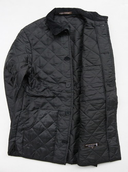 MACKINTOSH Mens Linton BLACK (5)