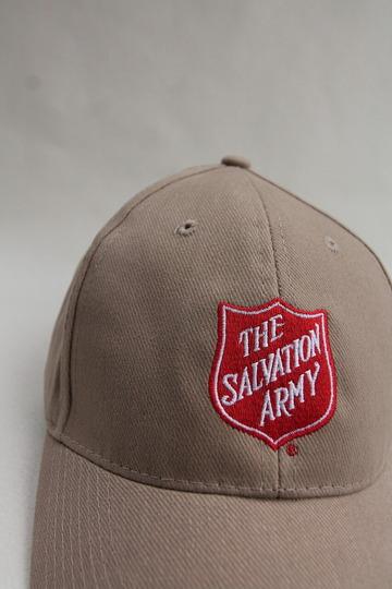 Salvation ARMY Twill Cap BEIGE (3)