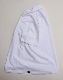 Goodon SS Polo Tee WHITE (2)