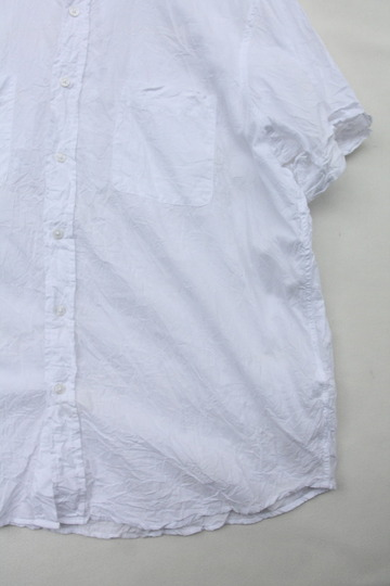 Vasy Lettlement Regular Collar SSL Oversized Shirt WHITE (3)