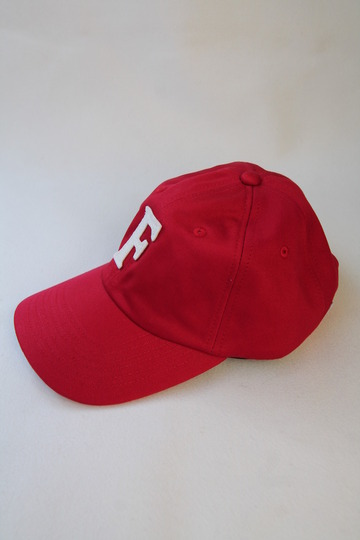 Felco Twill BB Cap RED F NATURAL (6)