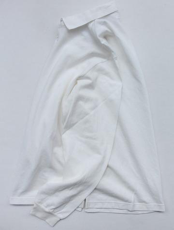 NOUN LS Polo WHITE (5)