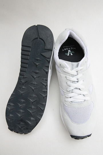 VICTORY Trail Runner WHITE Mesh WHITE Suede (6)