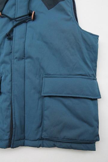 MASRA Hooded Vest NAVY (3)