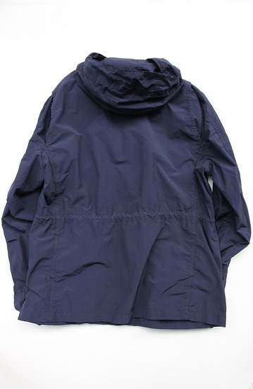MIDA Type M65 With Hood Materiale made in Japan NAVY (7)
