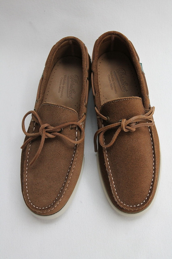 Paraboot Corail CAMEL