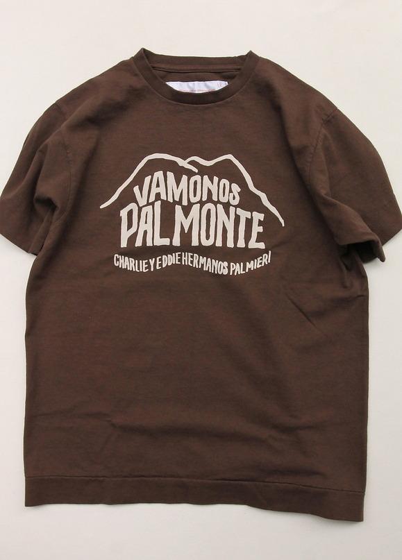NOUN Pal Monte Tee BROWN
