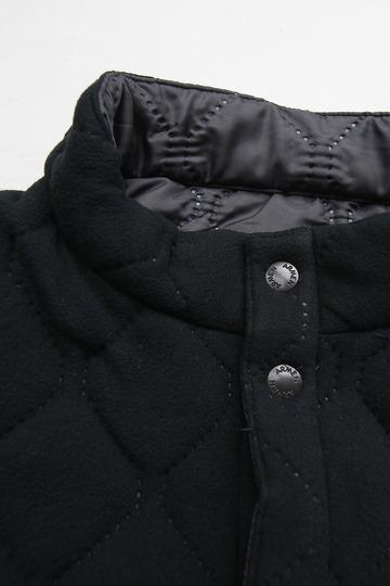 ARMEN Reversible Vest GREY X BLACK (9)