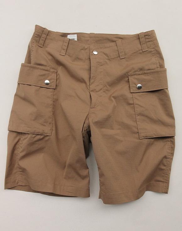 ARAN Field Shorts CT Rip KHAKI