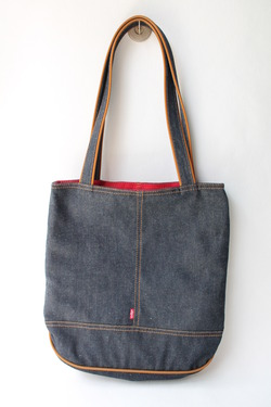 Levis Red Tab Dual Stitch Tote