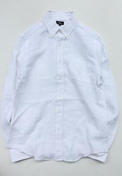 Harriss Linen BD WHITE