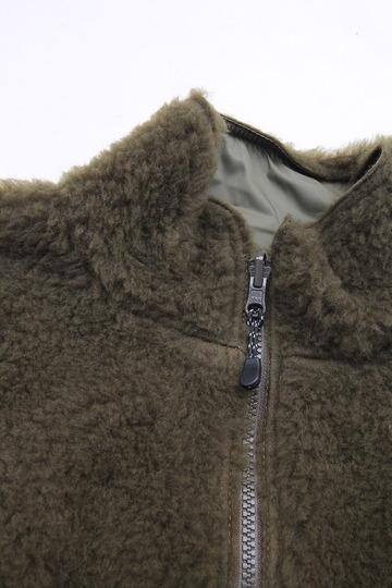 Buffalo Reversible Belay Vest OLIVE OLIVE (7)